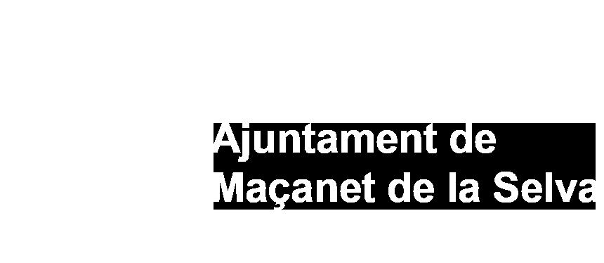 Ajuntament de Maçanet de la Selva